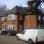Detached 6 bed house