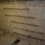 London refurbishment project - Bedroom 2 - helibars