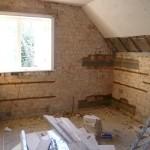 London refurbishment project - Bedroom 2 - Helibars & Elbows