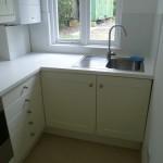 London refurbishment project - Kitchen finished 03