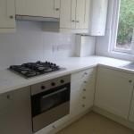 London refurbishment project - Kitchen finished 01