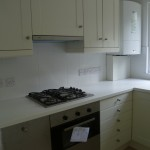 London refurbishment project - Kitchen finished 02