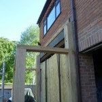 hand crafted oak extension - Emc builders leicester