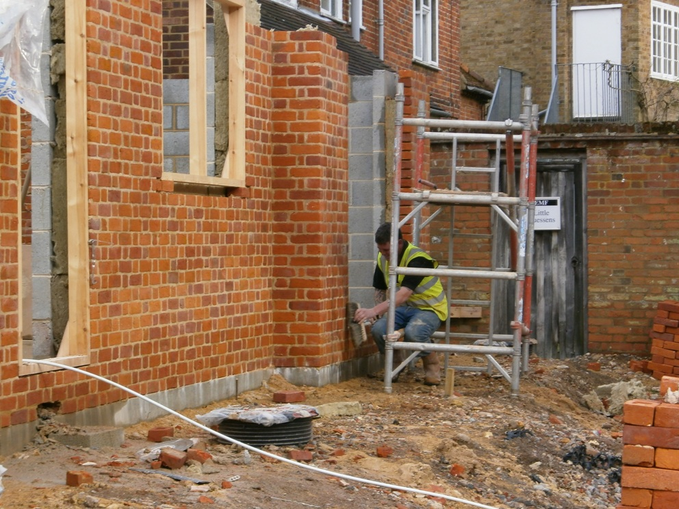 London house build 105 emc builders leicester blog Home building blog
