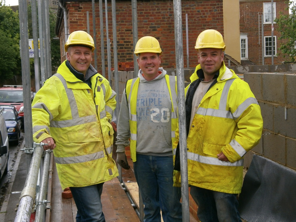 London House Build 133 Emc Builders Leicester Blog