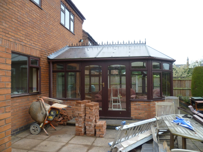 The original conservatory emc builders leicester blog for Blog builders