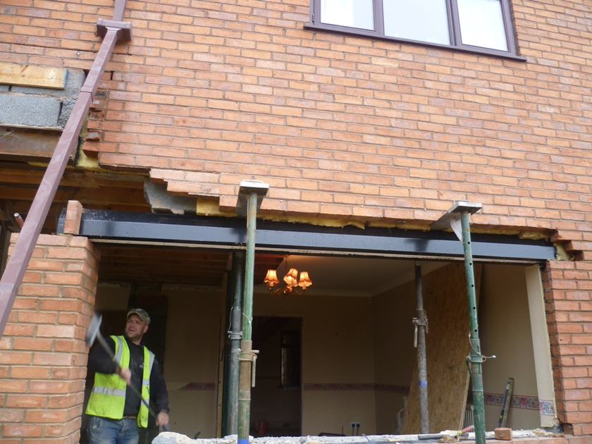 Structural supports emc builders leicester blog for Blog builders
